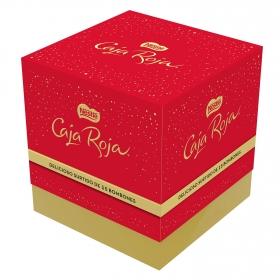 Bombones surtidos de chocolate Nestlé Caja Roja 15 ud.