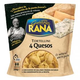 Tortellini de 4 quesos Rana 250 g.