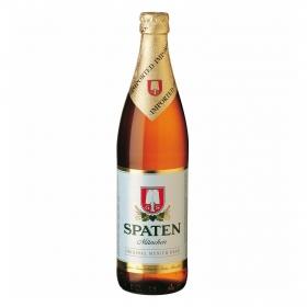 Cerveza Spaten Münchner Hell botella 50 cl.