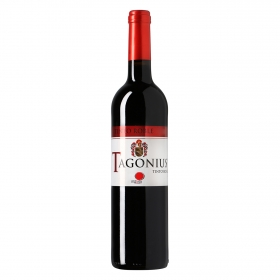 Vino D.O. Madrid tinto roble Tagonius 75 cl.
