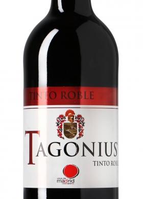 Tagonius Tinto con crianza 2016