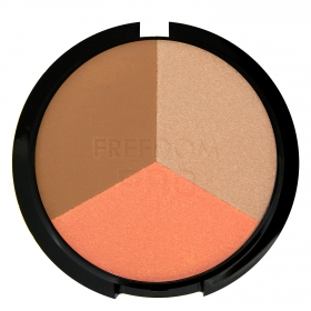 Polvo bronceadores Bronzed Proffesional Shimme Freedom 1 ud.