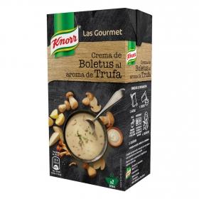 Crema de boletus al aroma de trufa Knorr 500 ml.