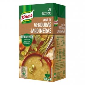 Puré de verduras jardineras Knorr 500 g.