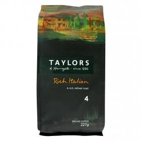 Café molido natural italiano