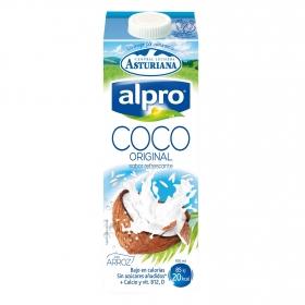 Bebida de coco Alpro - Central Bebidara Asturiana brik 1 l.