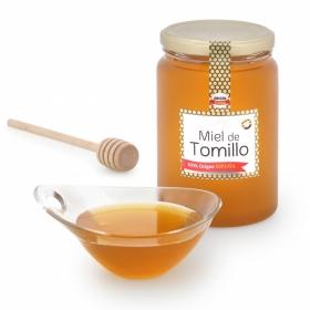 Miel artesana de tomillo monofloral Primo Mendoza 1 Kg