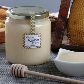 Crema de miel de azahar