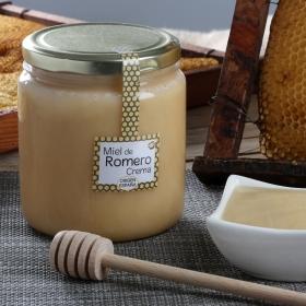 Crema de miel de romero
