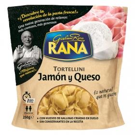 Tortellinide jamón y queso Rana 250 g.