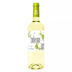 Vino D.O. Rueda blanco verdejo Cantarranas 75 cl.