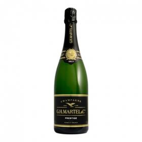 Champagne G.H. Martel  Prestige brut 75 cl.