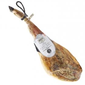 Jamón cebo ibérico 50% raza ibérica Ibéricos de Antaño pieza 7,5 Kg aprox