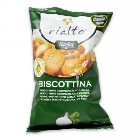 Biscottina rústica ajo y perejil Rialto 100 g.