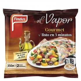 Verduras al vapor Findus 350 g.
