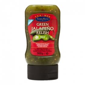 Salsa de jalapeño