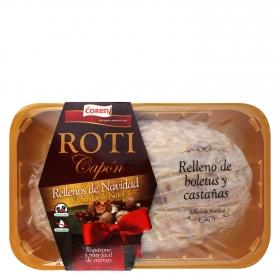 Roti Relleno de Capón Coren 1,2 kg