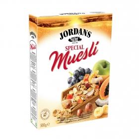 Cereales special muesli