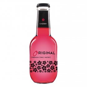 Tónica Original Cherry premium botella 20 cl.
