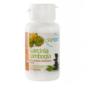 Garcinia cambogia Sanon 30 comprimidos.