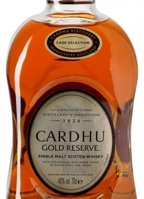 Cardhu Whisky Gold Reserva