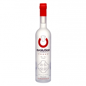 Vodka Evolution 70 cl.
