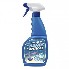 Limpiador de baños + antical