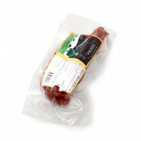 Chorizo herradura ibérico bellota Embutidos Nejosa pieza 370 g aprox