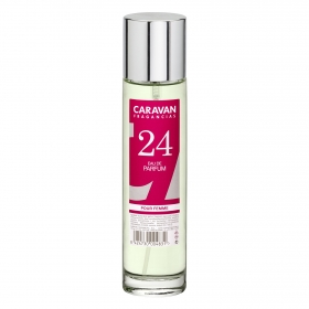 Colonia nº 24 Floral- afrutado para mujer Caravan 150 ml.