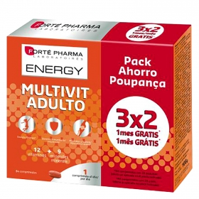 Multivitaminas Adulto
