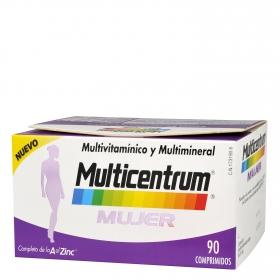 Multivitamínico y multimineral Mujer