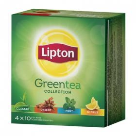Infusiones de té verde