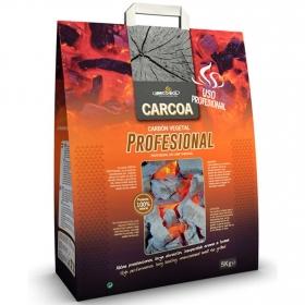 Carbón Vegetal Profesional Carcoa 5 kgs