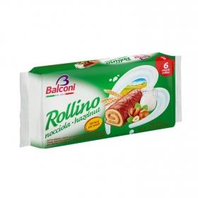 Rollino de avellana Balconi 222 g.
