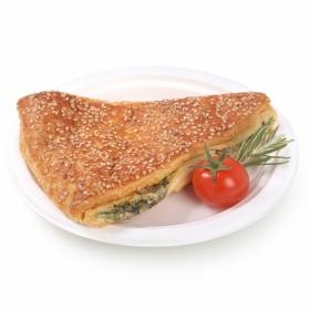 Triangulo de hojaldre y espinacas Carrefour 1 ud