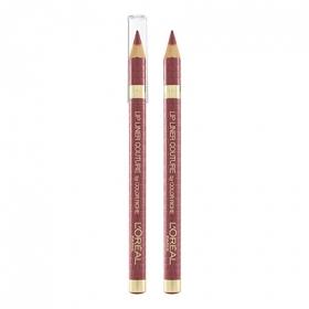 Perfilador de labios color riche couture nº 302 L'Oréal 1 ud.