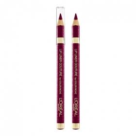 Perfilador de labios color riche couture nº 374 L'Oréal 1 ud.
