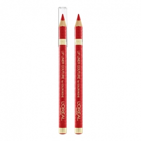 Perfilador de labios color riche couture nº 377 L'Oréal 1 ud.