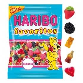Caramelos de goma Classic Haribo 90 g.