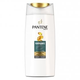 Champú purificante Pantene 700 ml.