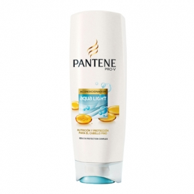 Acondicionador Aqua Light para cabello fino Pantene 300 ml.