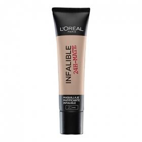 Base de maquillaje infalible 24h mate nº 020 L'Oréal 1 ud.