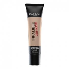 Base de maquillaje infalible 24h mate nº 013 L'Oréal 1 ud.