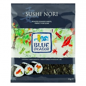Sushi Nori Blue Dragon 11 g.
