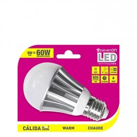 Bombilla LED Smd Estandar Antimosquitos 5w Luz Cálida