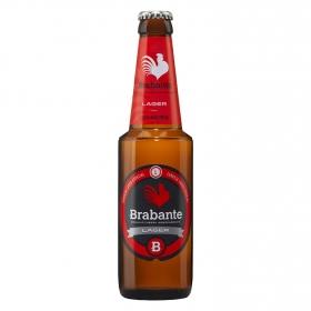 Cerveza Brabante Lager especial botella 33 cl.