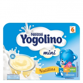 Mini natillas