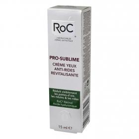 Contorno de ojos revitalizante Pro-Sublime Roc 15 ml.