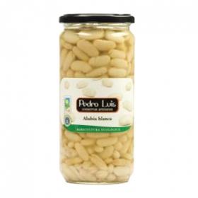 Alubia blanca cocida Pedro Luis 425 g.