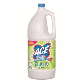 Lejía hogar con perfume de limón Ace 2 l.